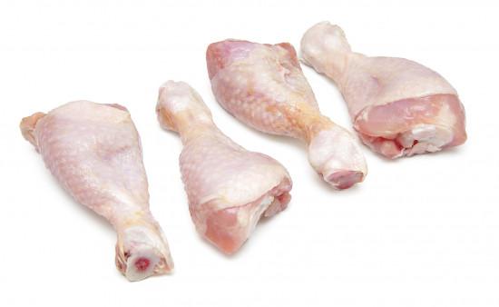 Pilon de poulet mariné